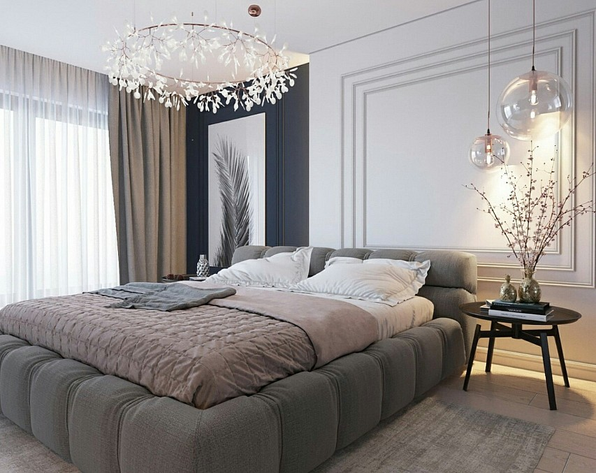 люстра для спальни