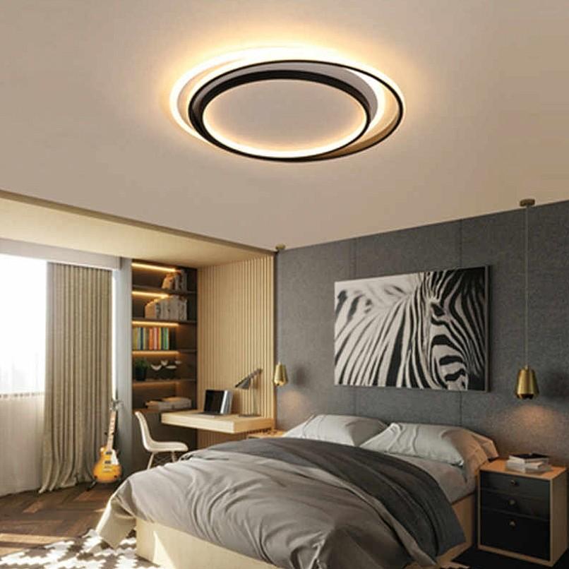 светодиодная люстра для спальни