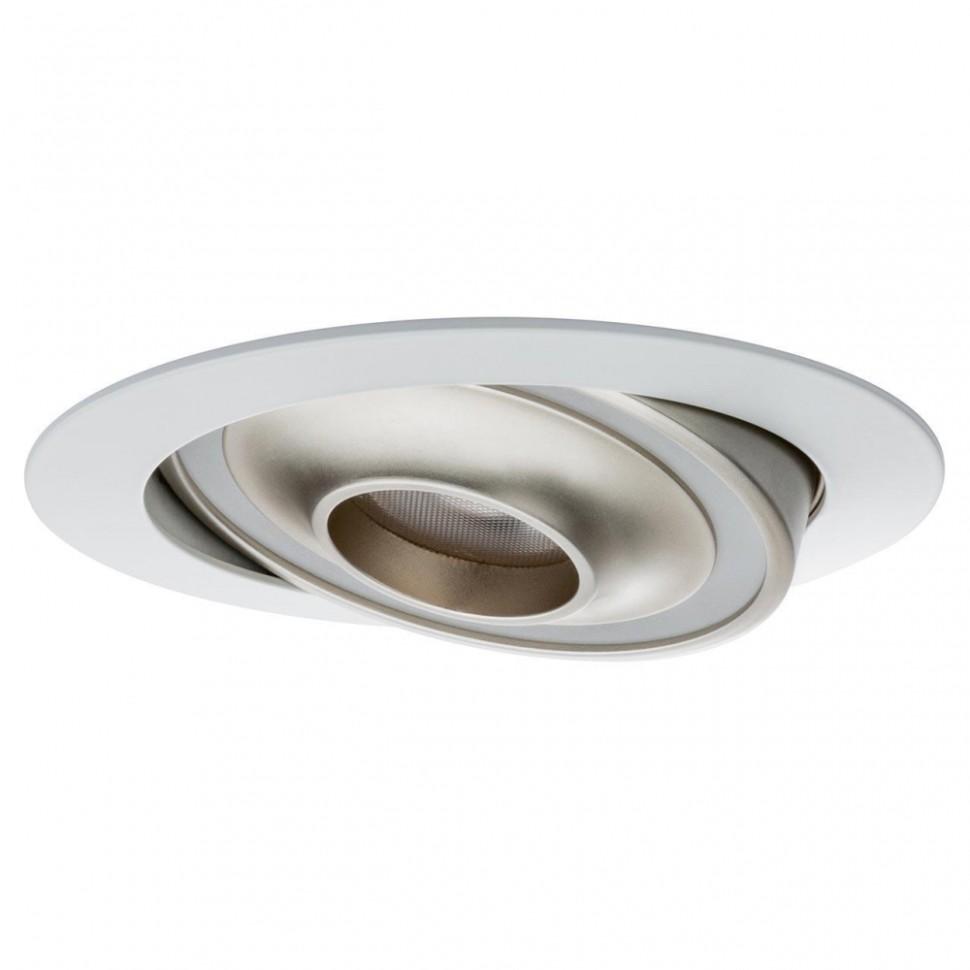 Встраиваемый светодиодный светильник Paulmann Premium Drip 92910 фото