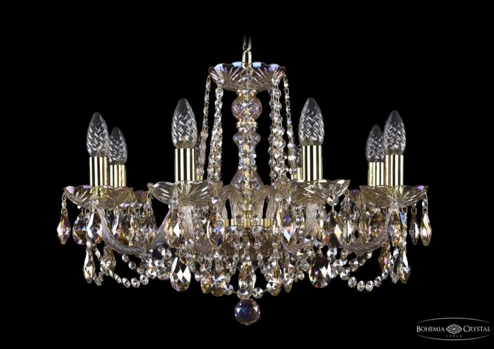 1402/8/195/G/M701 Подвесная люстра Bohemia Ivele Crystal фото