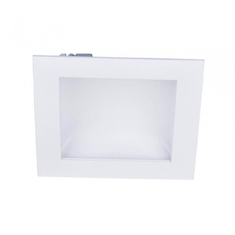 A7412PL-1WH Светильник встраиваемый светодиодный Arte Lamp Riflessione