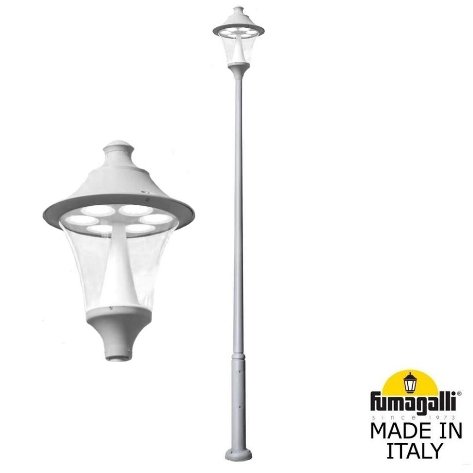 Парковый фонарь Fumagalli EKTOR 4000/Remo R50.372.000.LXD6L.