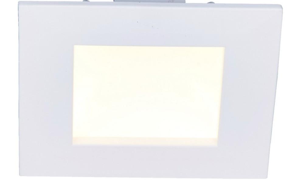 A7408PL-1WH Светильник встраиваемый светодиодный Arte Lamp Riflessione