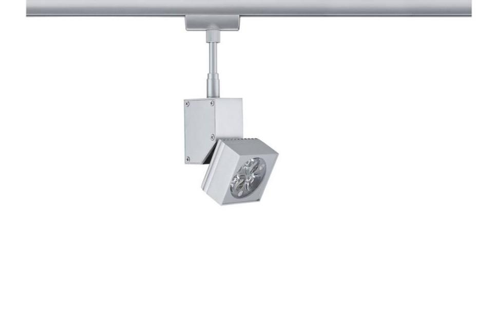 Однофазный LED светильник 3W 3000К для трека URail Paulmann Ledmanz1 95036.