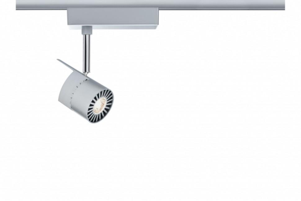 Однофазный LED светильник 82W 2700К для трека URail Paulmann Power 95219.