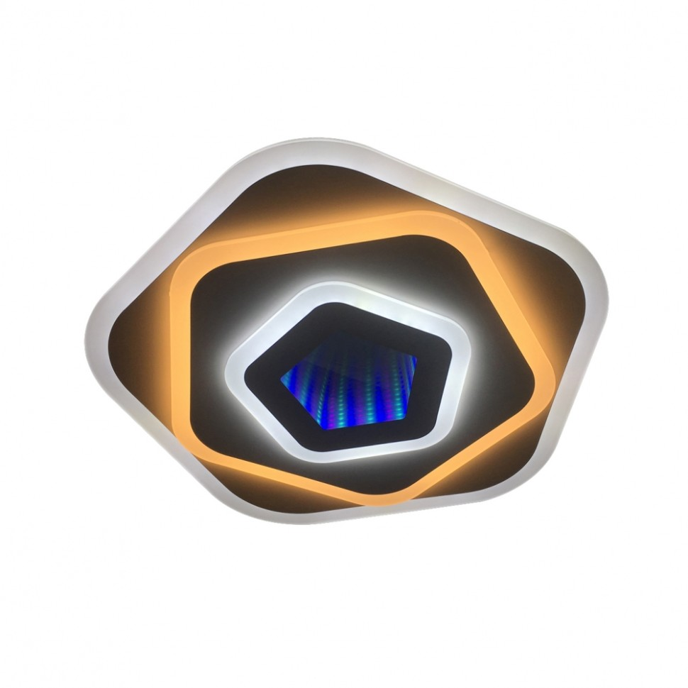 81033/5C Светодиодный потолочный светильник с пультом ДУ Natali Kovaltseva LEDLIGHT фото