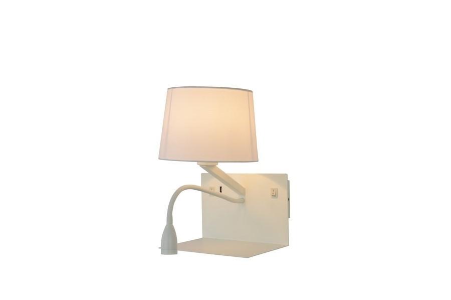 A1056AP-2WH Бра с дополнительной светодиодной лампой Arte Lamp