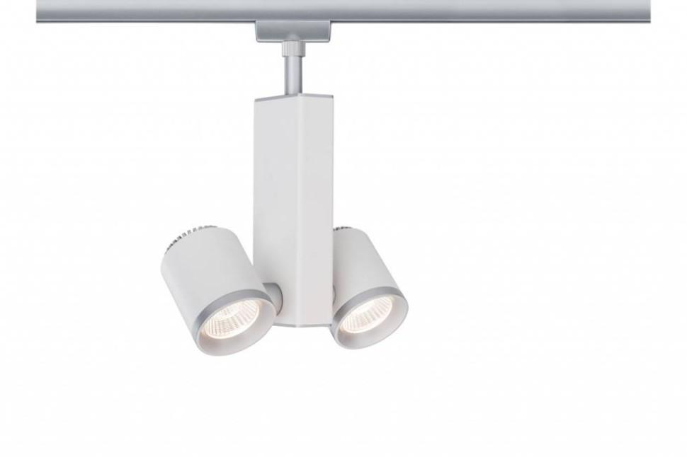 Однофазный LED светильник 16W 2700К для трека URail Paulmann TecLed 95211.
