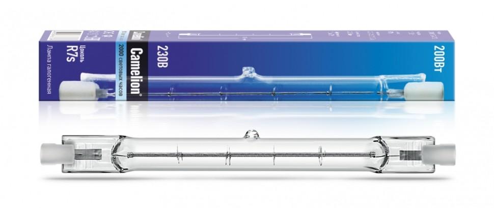 Галогенная лампа R7s 200W Camelion J118 200W R7s (2935)