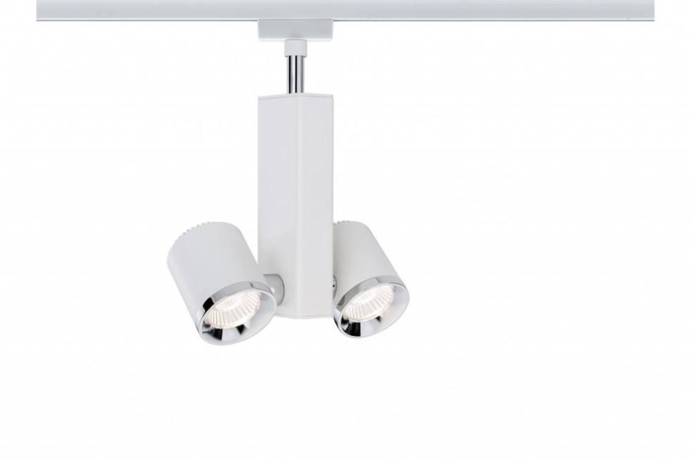 Однофазный LED светильник 16W 2700К для трека URail Paulmann TecLed 95209.