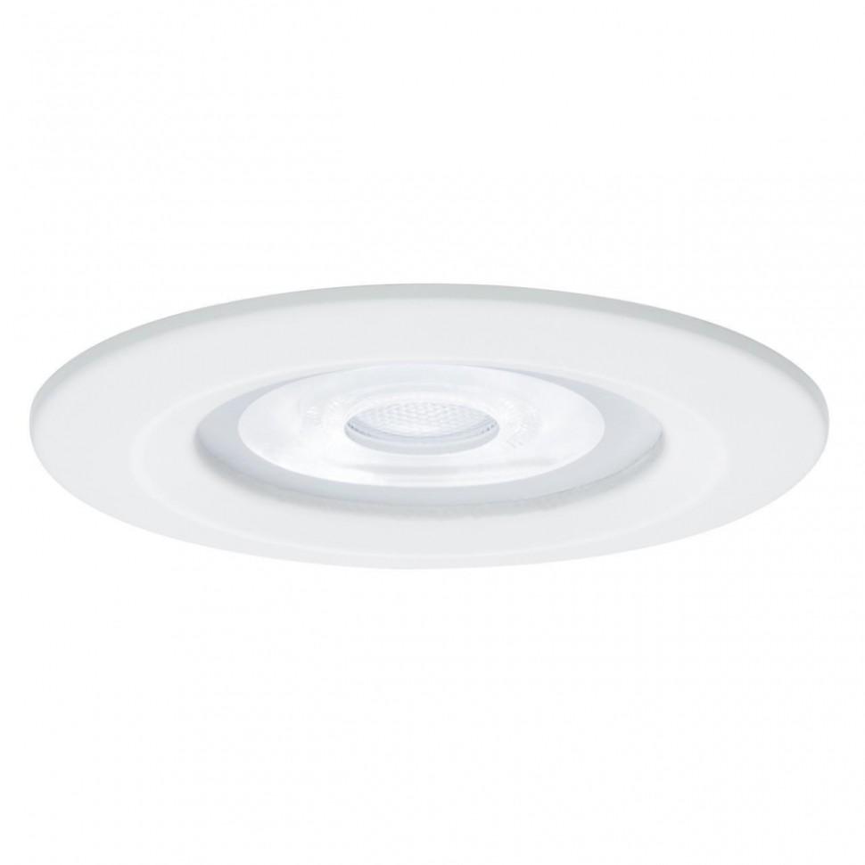 Встраиваемый светодиодный светильник Paulmann Nova 93593 фото