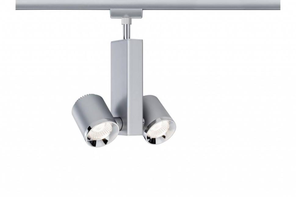 Однофазный LED светильник 16W 2700К для трека URail Paulmann TecLed 95207.
