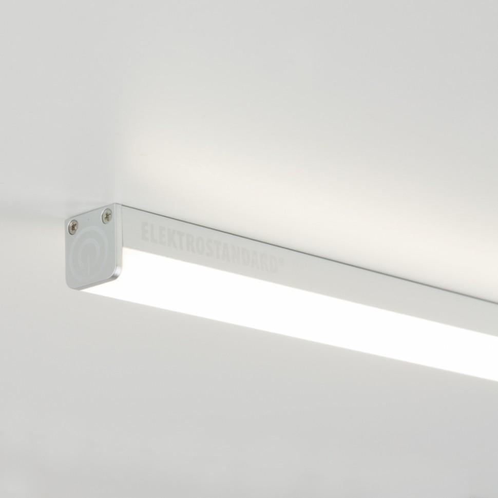 LST01 12W 4200K 60sm Светильник сенсорный светодиодный линейный с выключателем Elektrostandard Led Stick 4690389084171 (a035183)