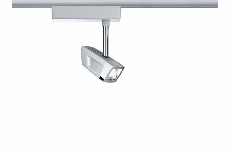 Однофазный LED светильник 10W 2700К для трека URail Paulmann Scene 95180.