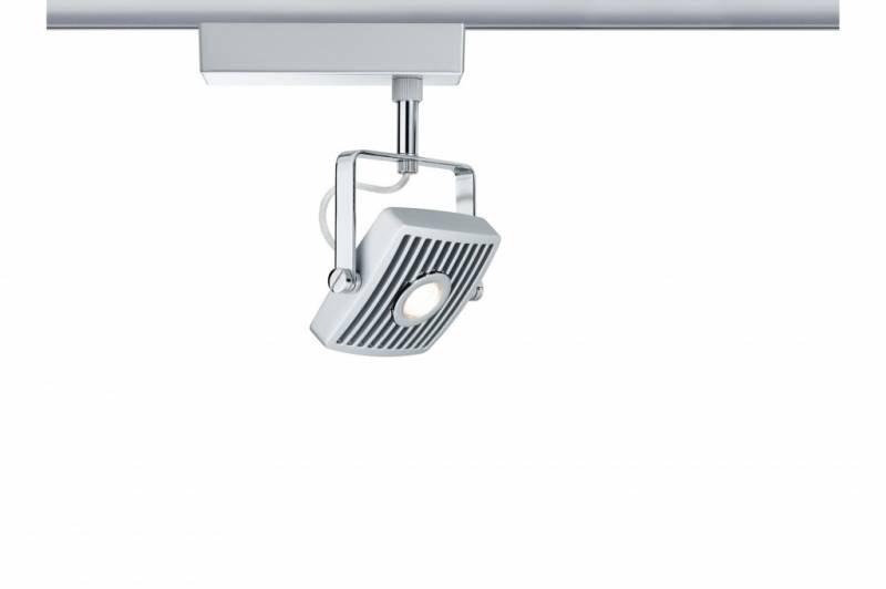 Однофазный LED светильник 10W 2700К для трека URail Paulmann Loupe 95178.