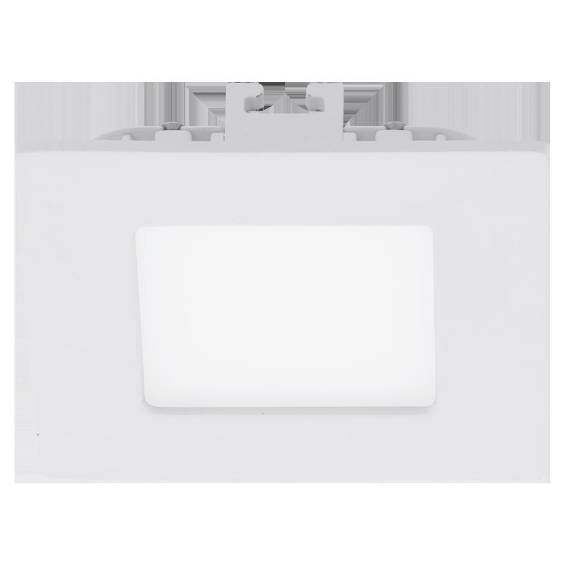 94046 Встраиваемый светодиодный светильник EGLO Fueva 1