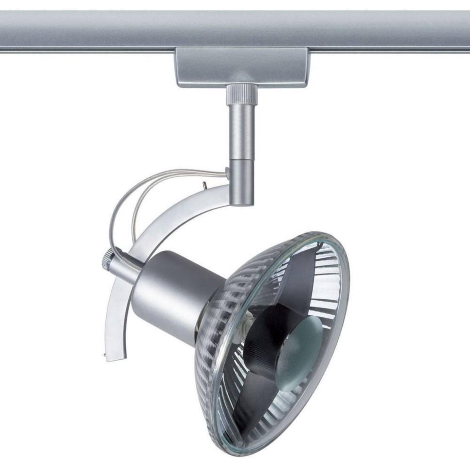 Однофазный светильник для трека URail Paulmann Roncalli 96845.