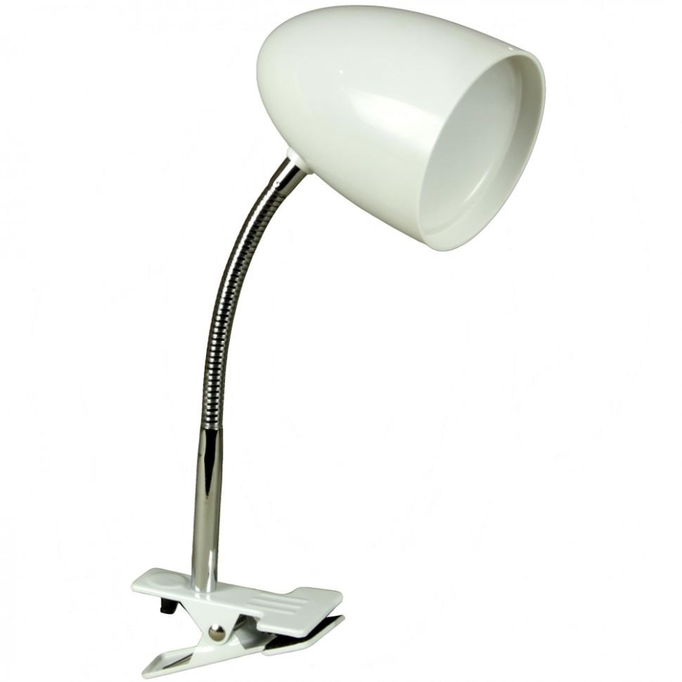 Настольная светодиодная лампа на прищепке Wink MT-212 WH