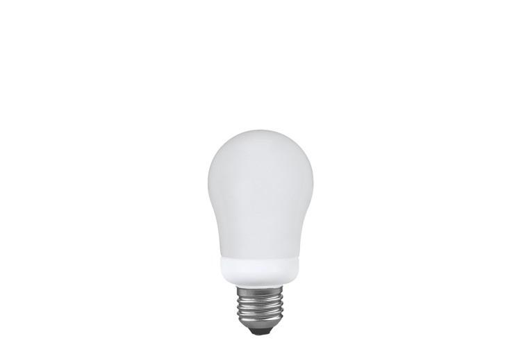 89009 Экономная лампа AGL электроник, опал, E27, 9W, 2700К Paulmann