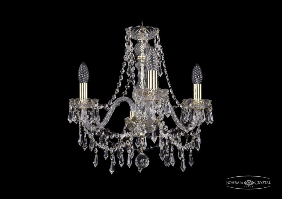 1403/3/160/G Подвесная люстра Bohemia Ivele Crystal фото