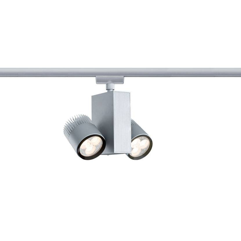 Однофазный LED светильник 18W 3000К для трека URail Paulmann TecLed 95088.