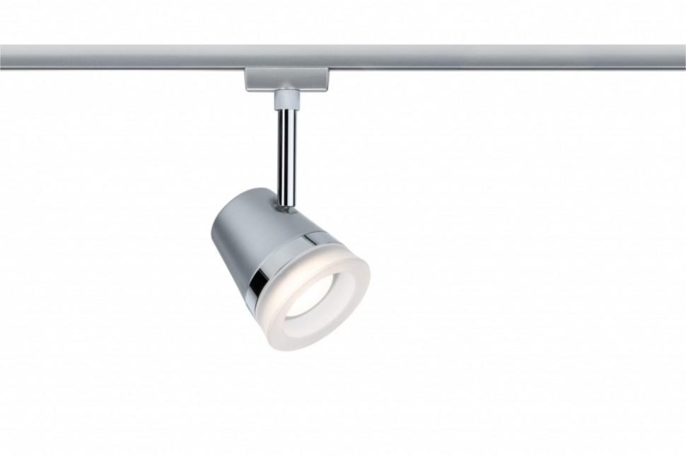 Однофазный LED светильник 65W 2700К для трека URail Paulmann Cone 95228.