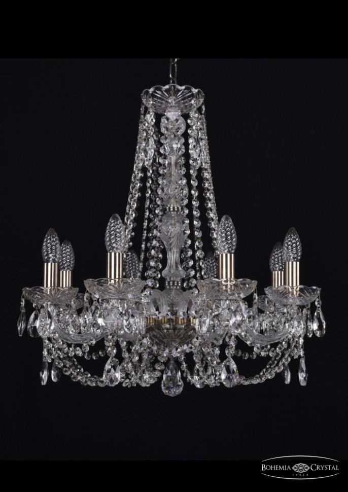 1406/8/195/h-58/Pa Подвесная люстра Bohemia Ivele Crystal фото