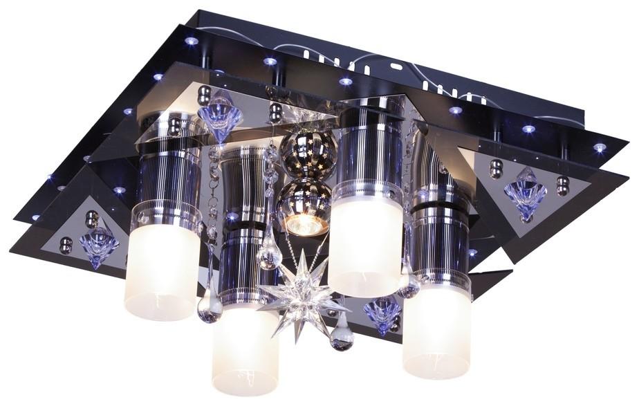 174-247-05 Потолочная люстра со светодиодной подсветкой с пультом Velante.