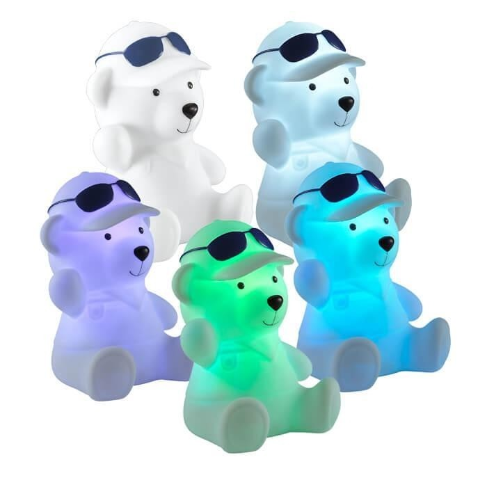 357339 Ночник светодиодный детский с эффектом плавной смены цвета Novotech Night Light
