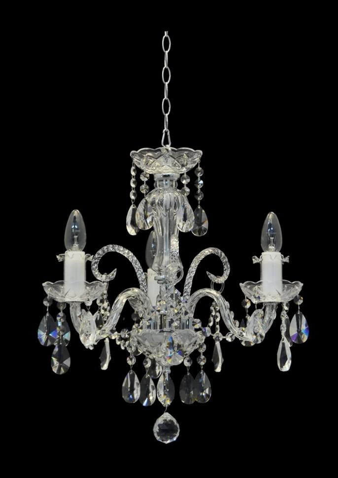 Подвесная люстра с хрусталем Artis Luce Murano glass 93302 фото