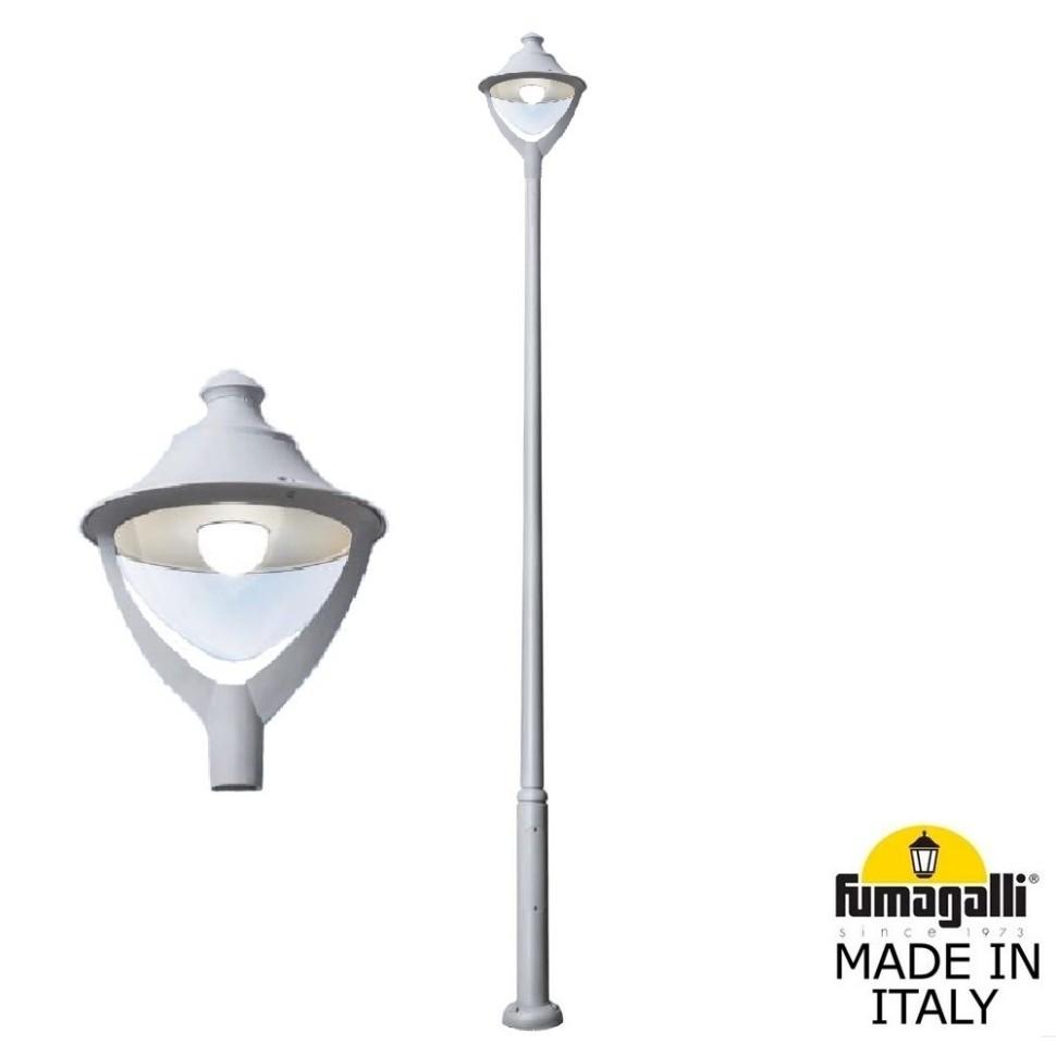 Парковый фонарь Fumagalli EKTOR 4000/Beppe P50.372.000.LXH27.