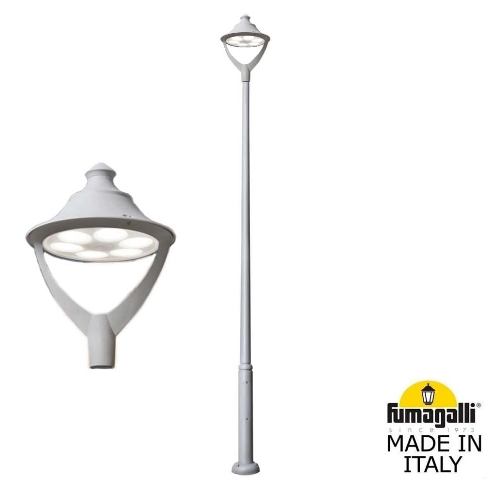 Парковый фонарь Fumagalli EKTOR 4000/Beppe P50.372.000.LXD6L.
