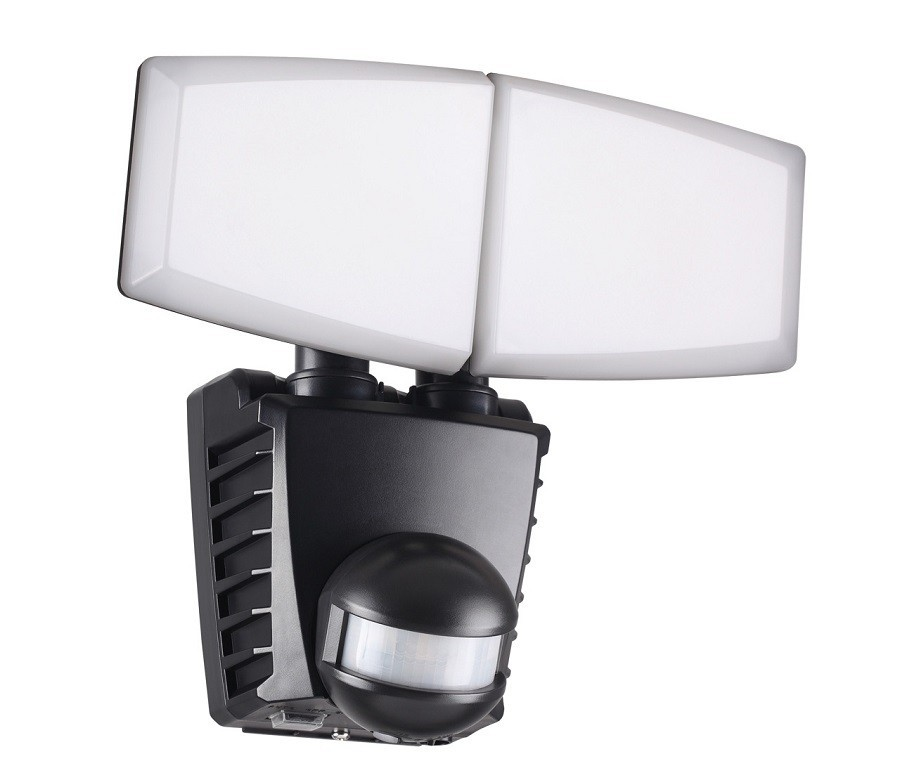 358021 Уличный прожектор на солнечной батарее с датчиком движения Novotech Solar