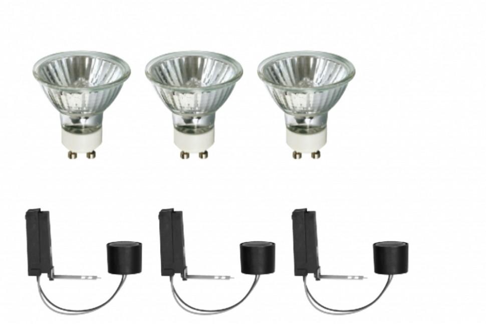 99754 Комплект ламп с диммером 2Easy EBL-Basis-Set 3x35W GU10 Paulmann